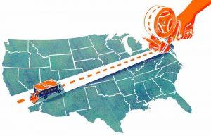 Interstate Moving Service