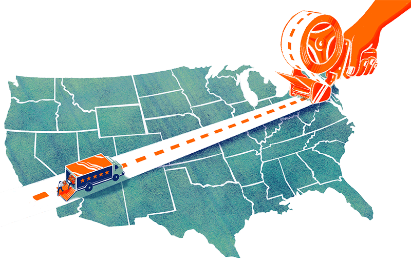 Long Distance Interstate Moving Services Baltimore MD